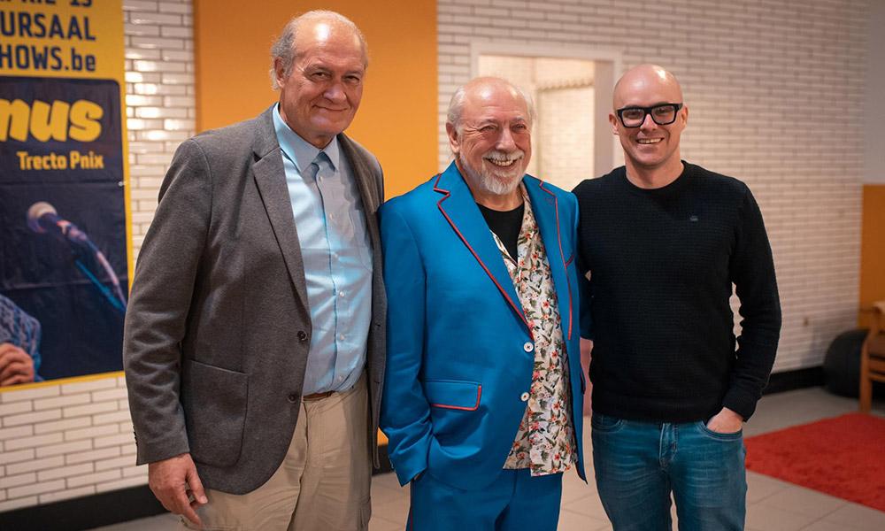 Jacques Vermeire, Urbanus & Philippe Geubels