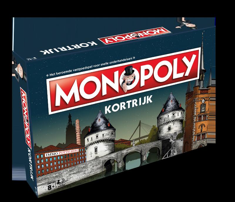 Monopoly Kortrijk